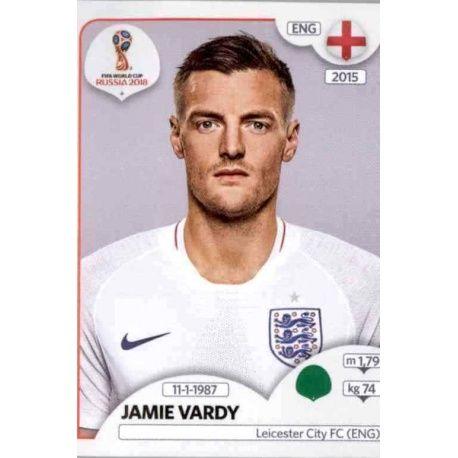 Jamie Vardy Inglaterra 591 England