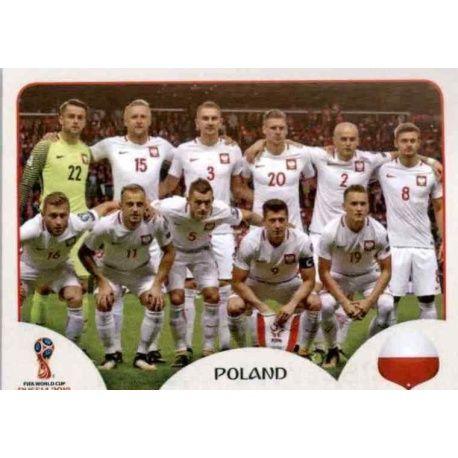 Alineación Polonia 593 Polonia