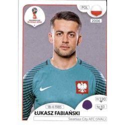 Łukasz Fabiański Polonia 594