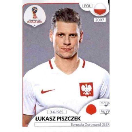 Łukasz Piszczek Polonia 596 Poland