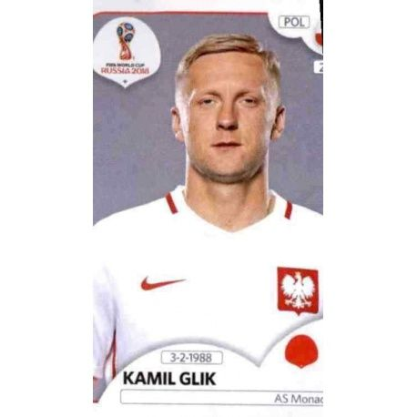 Kamil Glik Polonia 597 Polonia