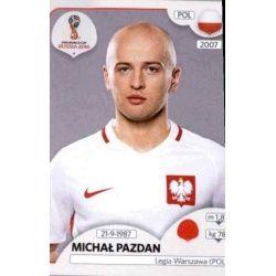Michał Pazdan Polonia 598