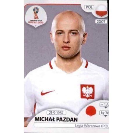 Michał Pazdan Polonia 598 Polonia