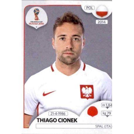 Thiago Cionek Polonia 599 Polonia