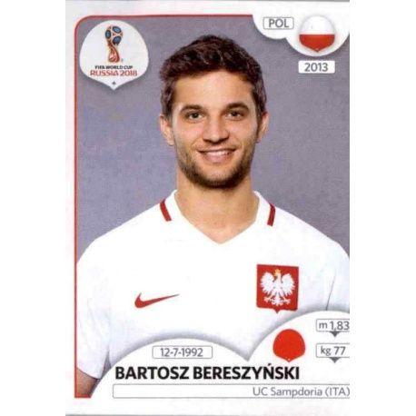 Bartosz Bereszyński Polonia 600 Polonia