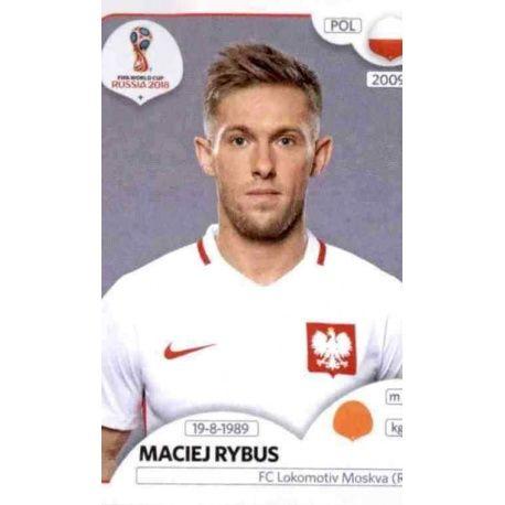 Maciej Rybus Polonia 602 Poland