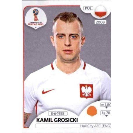 Kamil Grosicki Polonia 604 Polonia