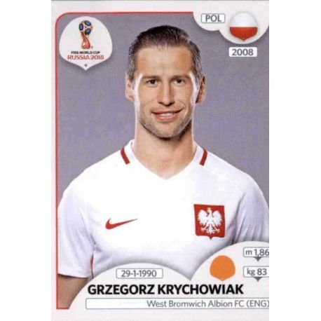 Grzegorz Krychowiak Polonia 605 Poland