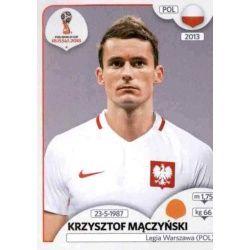 Krzysztof Mączyński Polonia 606