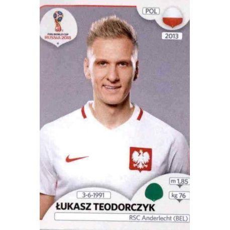 Łukasz Teodorczyk Polonia 610 Polonia