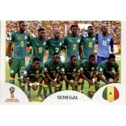 Alineación Senegal 613