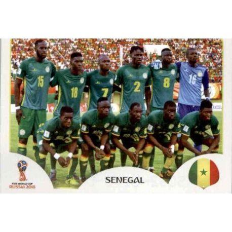 Alineación Senegal 613 Senegal