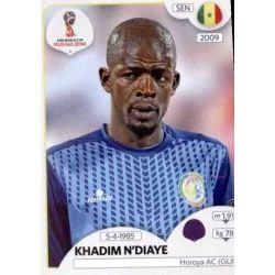 Khadim N'Diaye Senegal 614