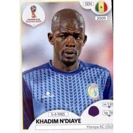 Khadim N'Diaye Senegal 614 Senegal