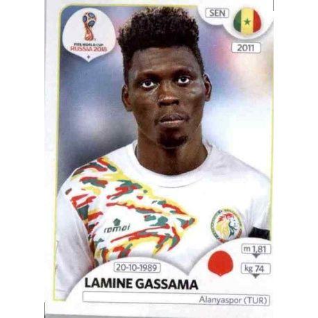 Lamine Gassama Senegal 616 Senegal