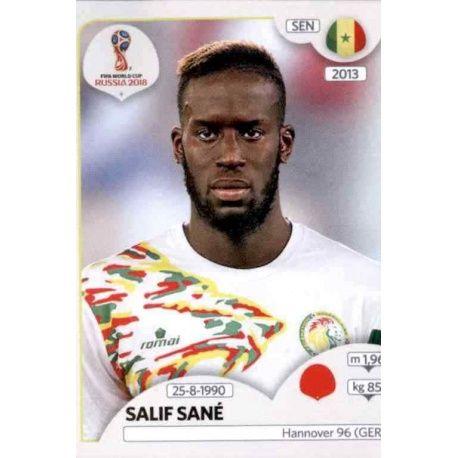 Salif Sané Senegal 618 Senegal