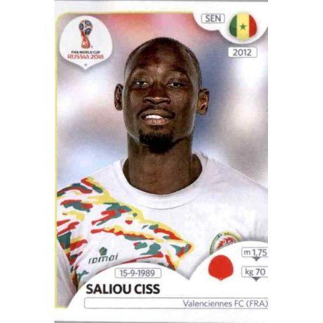Saliou Ciss Senegal 619 Senegal