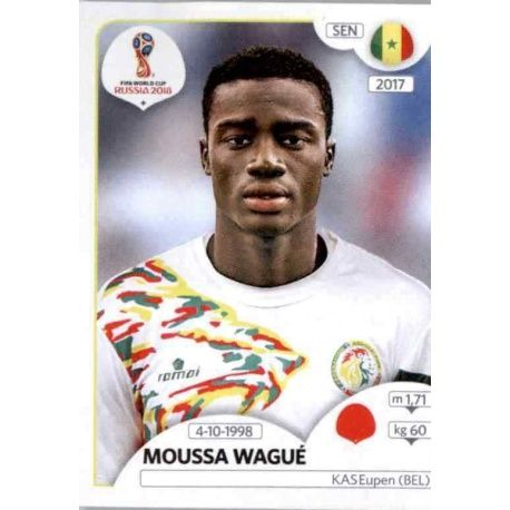 Moussa Wagué Senegal 620 Senegal