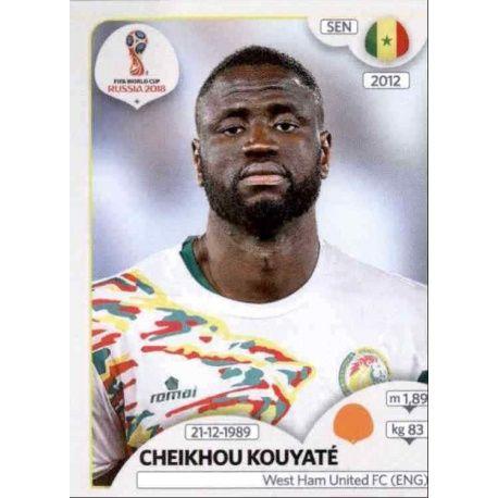 Cheikhou Kouyaté Senegal 622 Senegal