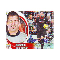Gorka Iraizoz Athletic Club 1 Ediciones Este 2012-13