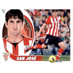 San José Athletic Club 6 Ediciones Este 2012-13