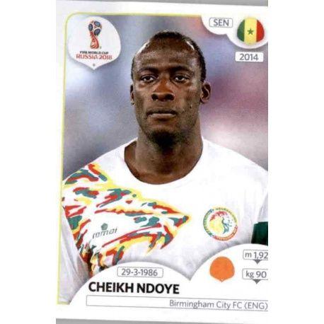 Cheikh Ndoye Senegal 623 Senegal