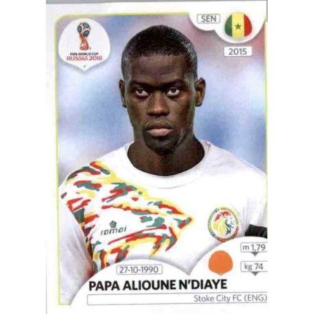 Pape Alioune N'Diaye Senegal 624 Senegal