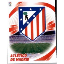 Escudo Atlético Madrid Ediciones Este 2012-13
