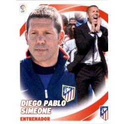 Diego Pablo Simeone Atlético Madrid Ediciones Este 2012-13