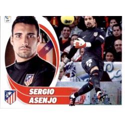 Sergio Asenjo Atlético Madrid 2 Ediciones Este 2012-13