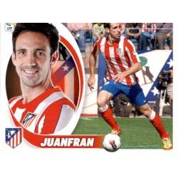 Juanfran Atlético Madrid 3A Ediciones Este 2012-13