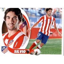 Silvio Atlético Madrid 3B Ediciones Este 2012-13