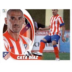 Cata Diaz Atlético Madrid 5 Ediciones Este 2012-13