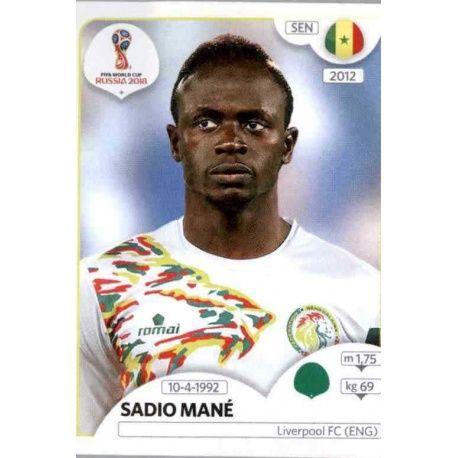 Sadio Mané Senegal 625 Senegal
