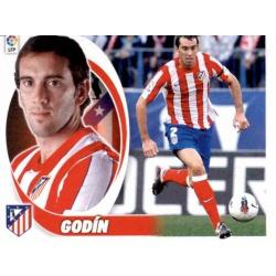 Godín Atlético Madrid 6 Ediciones Este 2012-13