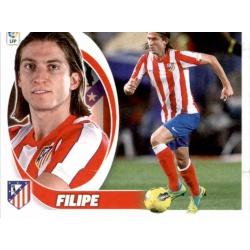 Filipe Atlético Madrid 7 Ediciones Este 2012-13