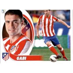 Gabi Atlético Madrid 8 Ediciones Este 2012-13