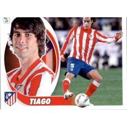 Tiago Atlético Madrid 10A Ediciones Este 2012-13