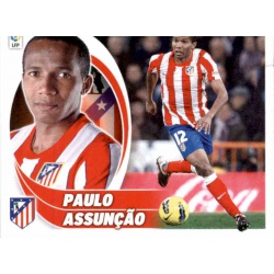Paulo Assunçao Atlético Madrid 10B Ediciones Este 2012-13