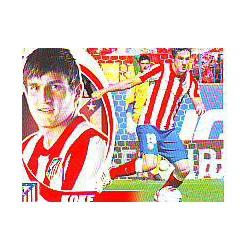 Koke Atlético Madrid 13A Ediciones Este 2012-13