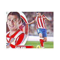 Salvio Atlético Madrid 13B Ediciones Este 2012-13