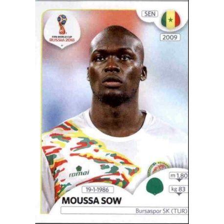 Moussa Sow Senegal 626 Senegal