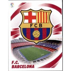 Escudo Barcelona Ediciones Este 2012-13