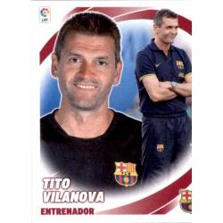 Tito Vilanova Barcelona Ediciones Este 2012-13
