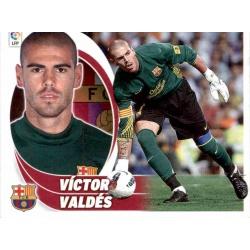 Víctor Valdés Barcelona 1 Ediciones Este 2012-13