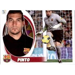 Pinto Barcelona 2 Ediciones Este 2012-13