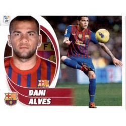 Dani Alves Barcelona 3A Ediciones Este 2012-13