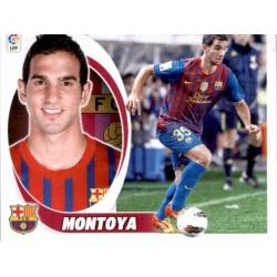 Montoya Barcelona 3B Ediciones Este 2012-13