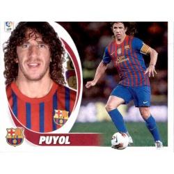 Puyol Barcelona 4 Ediciones Este 2012-13