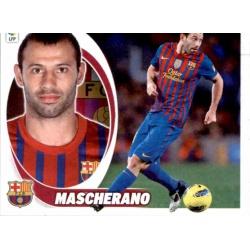 Mascherano Barcelona 6 Ediciones Este 2012-13